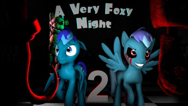 A Very Foxy Night 2 Teaser Picture by rootbeer2222