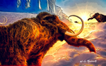 WOOLY MAMMOTH by CSuk-1T