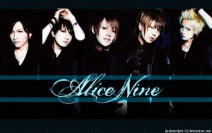 Alice Nine Blue Flame 1280x800 by hamsterchan155