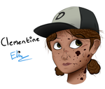 Clementine by Elimy23