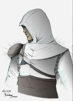 Altair colored by MartyIsi