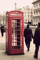 London calling by Cristina92