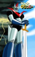 Great Mazinger by Zer013