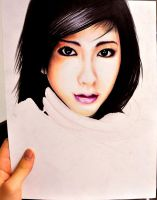 Utada WIP by AzureZefer