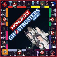 Monopoly: Ghostbusters Edition by Jest84