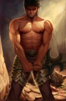 The Legend of Bara by LASAHIDO