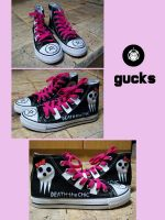 Death the Chic by gucksshoes