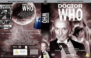 DOCTOR WHO CLASSIC SERIES 3 by MrPacinoHead