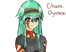 Chaos Dyshana's Day Off by AnoNeko