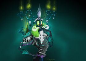 Book Of Life xibalba by icelion87
