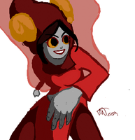 God-Teir Aradia by Jam-Bot