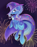 Fireworks Trixie by PartyCannonInc