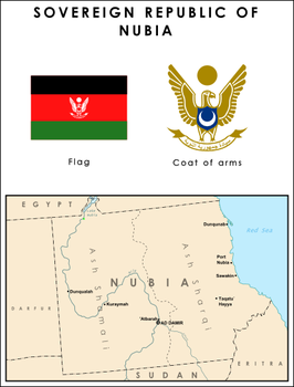 Sovreign Republic of Nubia by SoaringAven