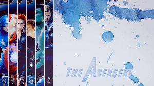 the avengers [1366x768] by Johnny-Panik