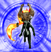 Midna for Spaceodd by sketchandthecity