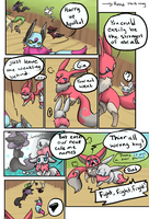 Pkmnation Fight my friend by kitzune-griffith