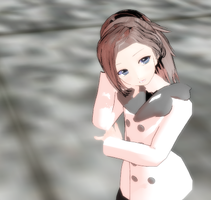 [MMD] Nation Child- Erika Densen W/VIDEO by GameME6