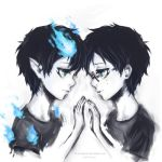 AoEx: Brothers by ko-yamii