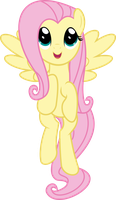My destiny (fluttershy) by nekonyaru