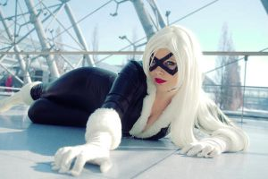 Black Cat Paw by KawaiiHD