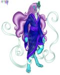 Suicune Hybrid by VisceralLuster