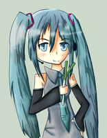 Happy Miku Day by remmie19