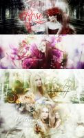 [Pack signature] Happy new year 2014 by TrangMelody