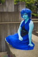 Lapis Lazuli, at ECCC 2016 by JourneysInColor
