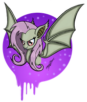 Flutterbat by NightShadow154