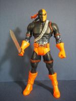 DC Universe 12 inch Deathstroke by cusT0M