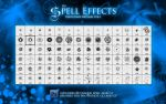 Spell Effects Brushes by DarkGeometryArt