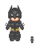 Batman The Dark Knight V2 by IzId0r