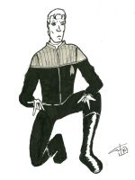 Captain Parker From Starfleet by FG-Arcadia