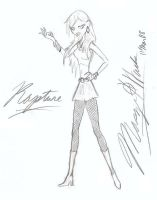 Rapture uncoloured by Maszeattack
