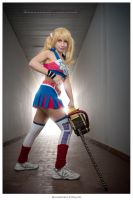 Juliet Starling (Lollipop Chainsaw) by Maxsy66