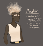 Mesolite by Quilofire
