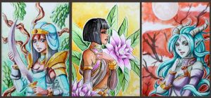 Watercolor Cards by Hedrick-CS