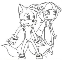 simple cosmo x tails by cmara