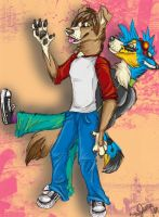 Converse by Syberwolf