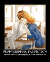 puppyshipping fanfiction by windalchemist001