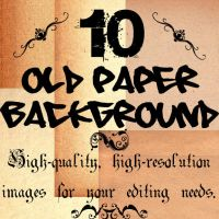 10 old paper texture by Bleeding-Dragon