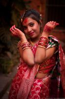 The Young Bride by sumangal16