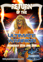 ULTIMATE WARRIOR THE RETURN by tanman1