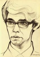 Ben Whishaw as Q by thesimplyLexi