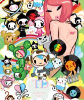 Tokidoki-stand out in a crowd by Savvii-chan