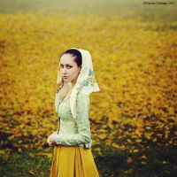 Deep yellow by NataliaCiobanu