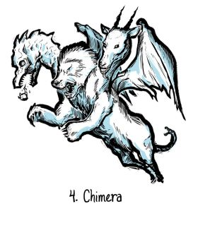 Chimera by genesischant