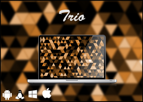 Trio| Wallpaper Package by Devonix