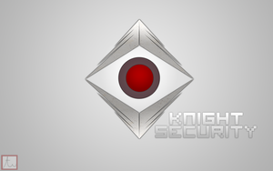 Knight Security Logo by ThinkPixel