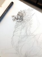 Work in process :) by DenCloud